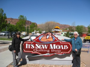 L and M in Moab
