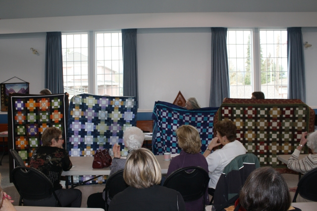 Mystery Quilts 2012