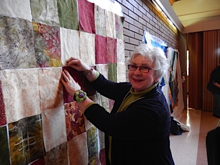 Suzanne, Lorna Shapiro Workshop
