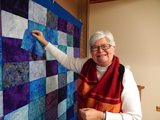 Jenifer, Lorna Shapiro Workshop
