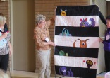 Diane's Quilt, Show and Tell