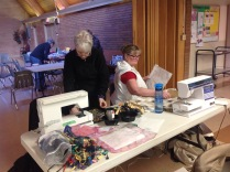 Tere and Pam, Lorna Moffat Workshop