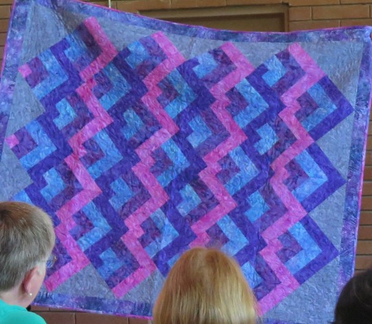 Sue's Quilt - A Special Gift