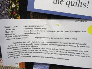 Ocean Waves Quilt Guild