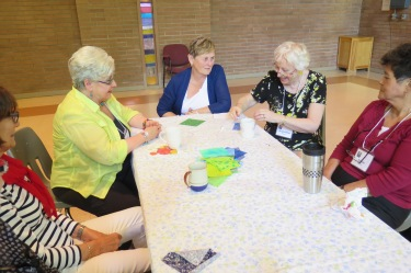 June Luncheon, Left, Right and Centre Game