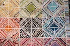 a selvedge quilt