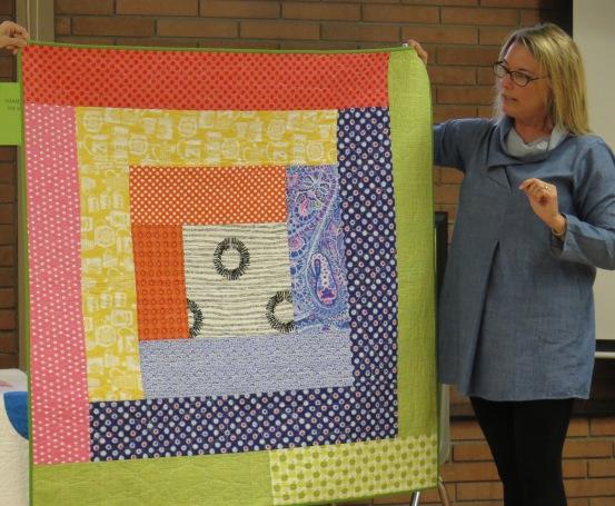 idea for community quilt