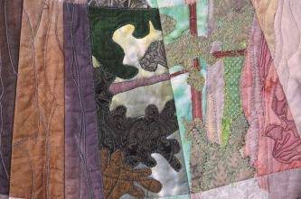 Detail - Douglas Firs