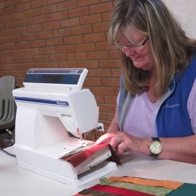 Pam, Krista Hennebury Workshop