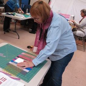 Barb, Krista Hennebury Workshop