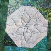 Detail - Linda F's quilt
