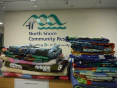 quilts for North Shore Community Resources