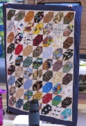 Glennis's travel quilt