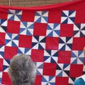 restored quilt