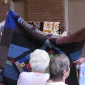Mennonite cutter quilt