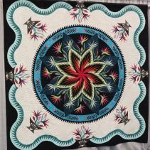 Paradise in Blooms - Judy Niemeyer, by Leslie Rutledge