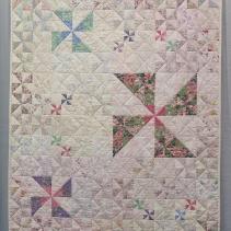 Watercolour Pinwheels by Linda Heese