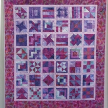 My First Quilt by Suzanne Patchell