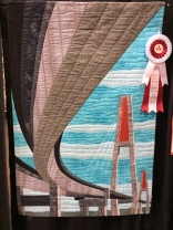 "Swoop by Terry Aske, New Westminster, B.C. ... the Skybridge in Metro Vancouver ... ""sense of distance and perspective."""
