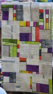 one of Susan's newest quilts
