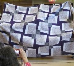 Elaine D's quilt