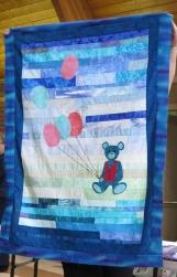 Elaine A's quilt