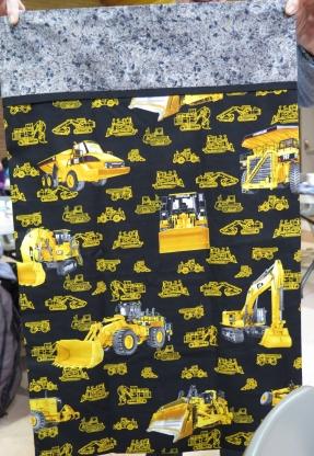 Suzanne's pillowcase
