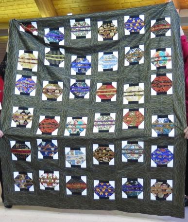 Lori's friend's quilt
