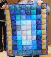 Yoskyl's quilt