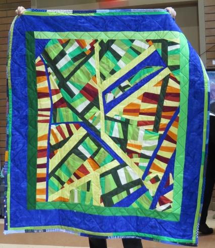 Diane's quilt