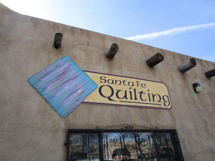 Santa Fe Quilting New Mex ms 1