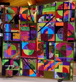 Anne W's quilt