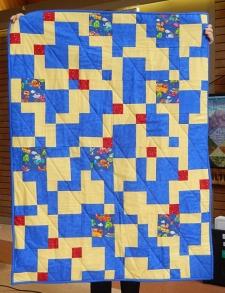 Genevieve's quilt