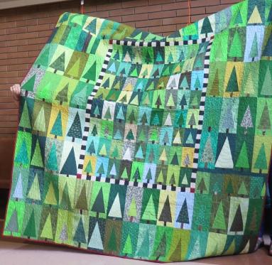 Barb's quilt