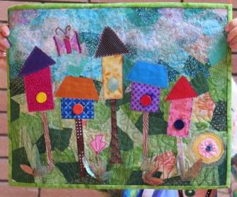 Maureen's quilt