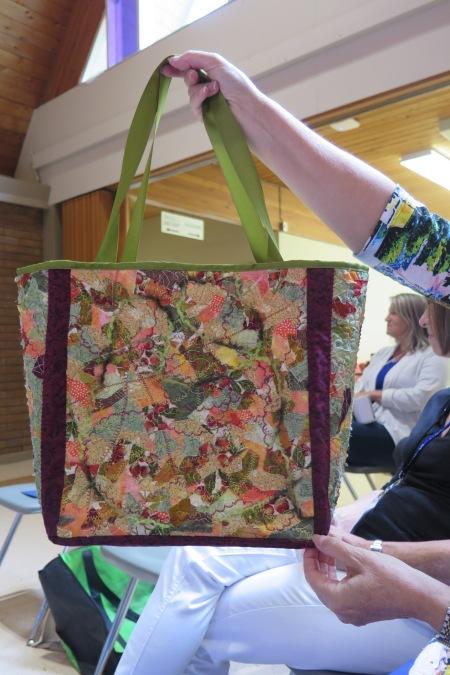 Yoskyl's bag