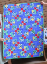 Chris's quilt