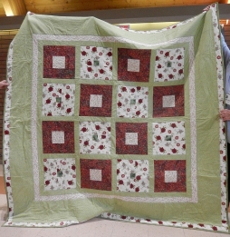 Penny's quilt