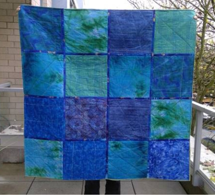 Diane's quilt-as-you-go - back