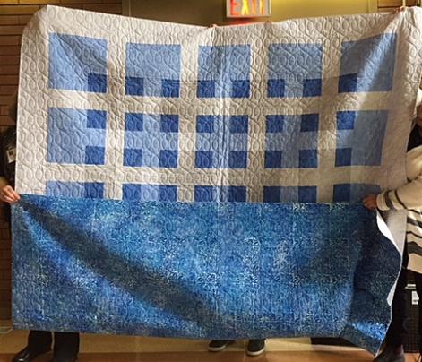 Sylvia's quilt