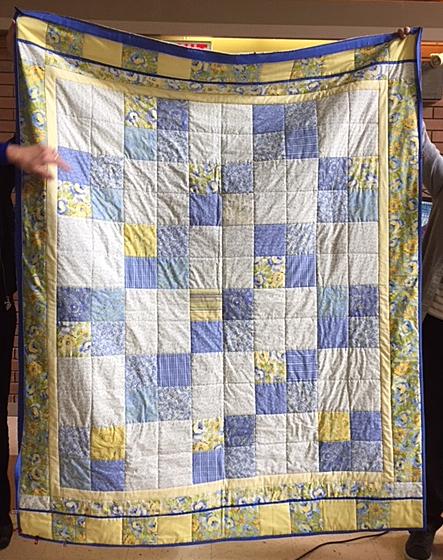 Anne R's quilt