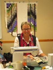 Anne, Bargello Workshop