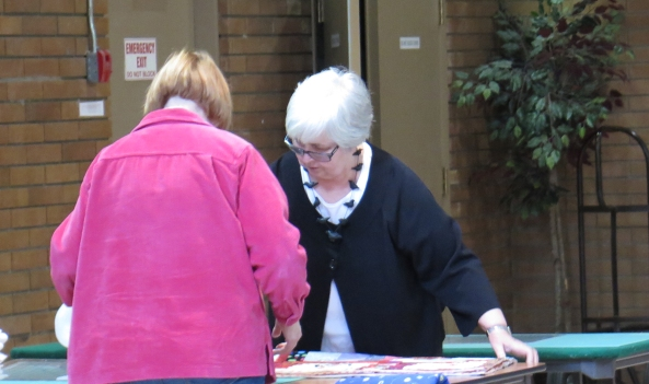 community quilts day