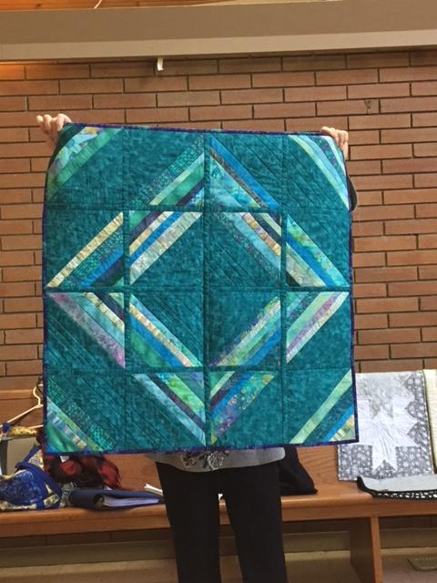 Elaine's quilt