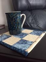 Gail's mug rug