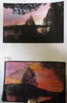Maureen's postcard