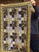 Linda F's quilt