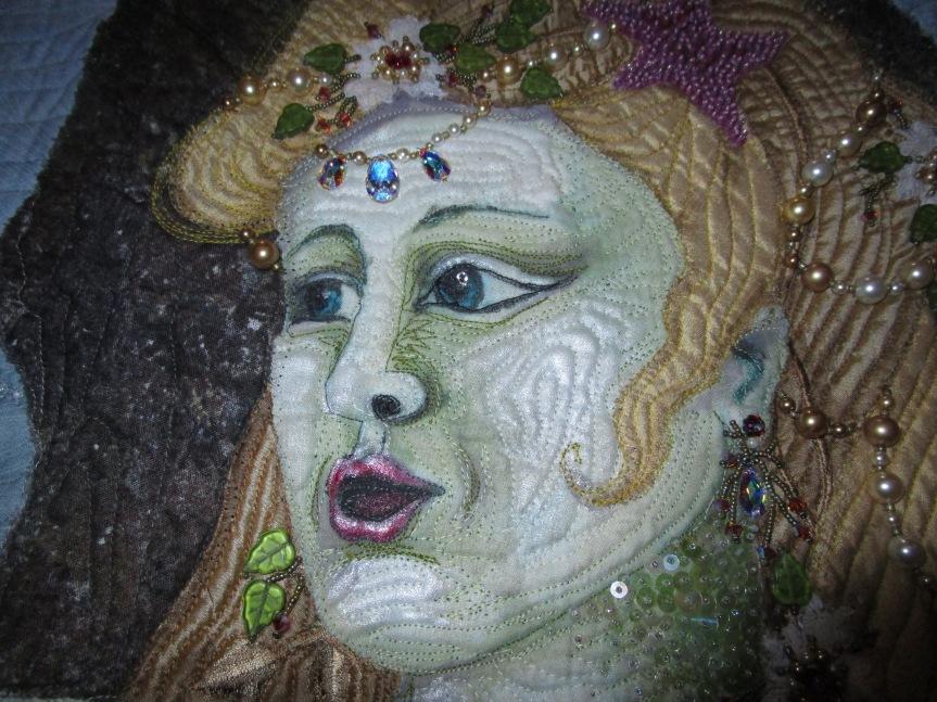 Thom Atkins – Bead EmbellishedQuilts