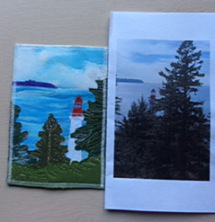Yoskyl's postcard