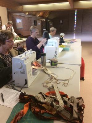 Clothesline bag workshop 1